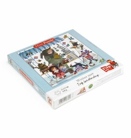 Puzzelman Fiep Westendorp Mini Puzzle 'Winter' (210 pcs)