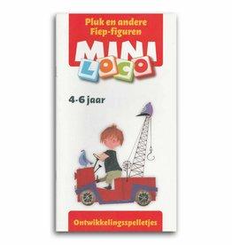 Mini Loco - boekje 'Pluk en andere Fiep-figuren'