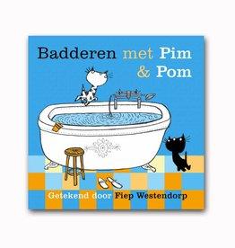 Querido Badderen met Pim en Pom - Mies Bouhuys