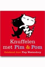 Querido Knuffelen met Pim en Pom, knisperboekje