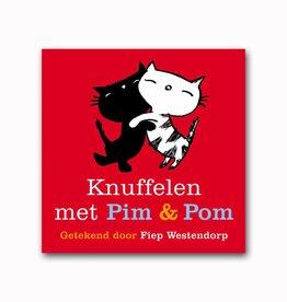 Knuffelen met Pim en Pom, knisperboekje