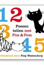 Querido Poezen tellen met Pim en Pom, Mies Bouhuys