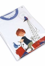 Fiep Amsterdam BV T-Shirt 'The Red Tow Truck'