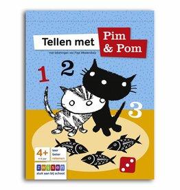 Zwijsen Uitgeverij Tellen met Pim en Pom - Doeblok