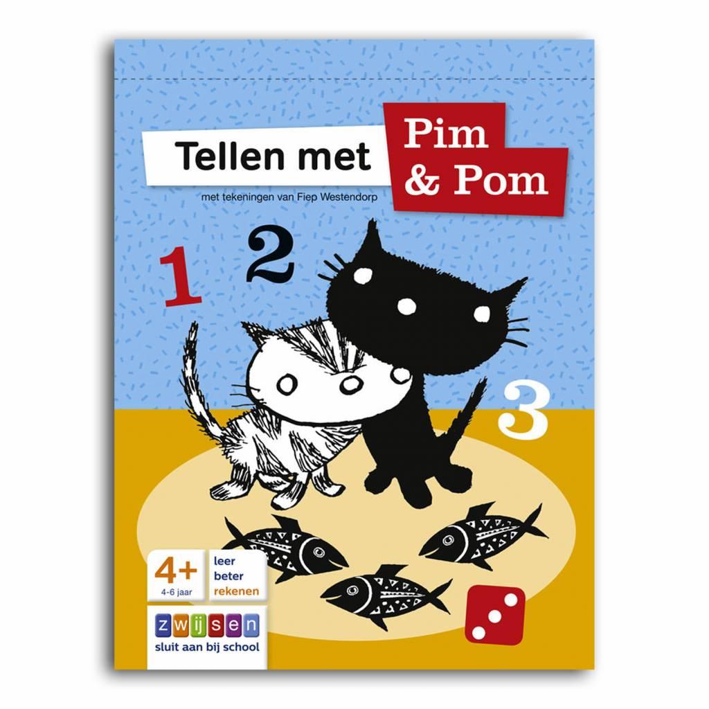 Tellen met Pim en Pom - Doeblok