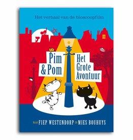 Fiep Amsterdam BV Pim en Pom Boek: Het Grote Avontuur