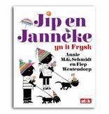 Afuk Jip en Janneke yn it Frysk- Annie M.G. Schmidt, hardcover