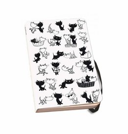 Bekking & Blitz Softcover Notebook A6, Pim & Pom, Fiep Westendorp - Copy
