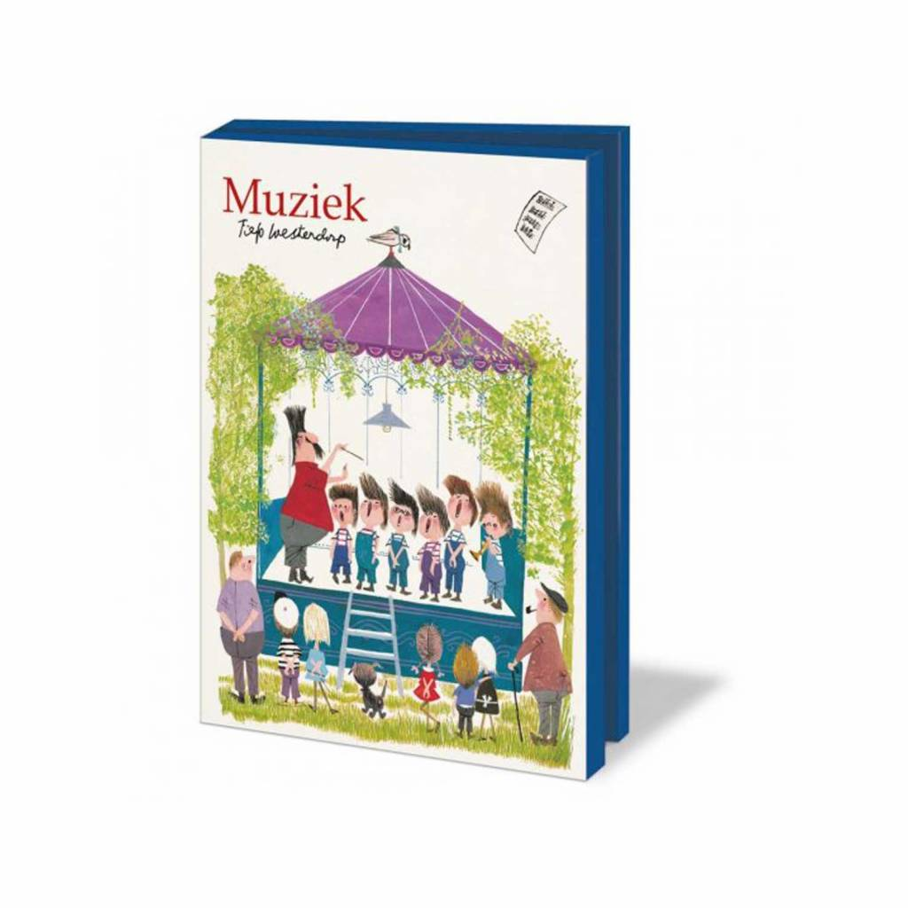 Bekking & Blitz Card Wallet, Music - Fiep Westendorp