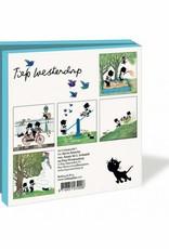 Bekking & Blitz Card Wallet, Jip and Janneke, Play - Fiep Westendorp