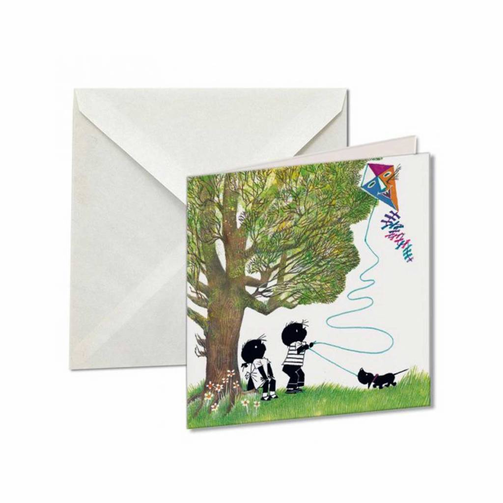 Bekking & Blitz Card Wallet, Jip en Janneke, Play - Fiep Westendorp