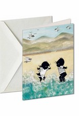 Bekking & Blitz Card Wallet, Jip and Janneke,Water - Fiep Westendorp