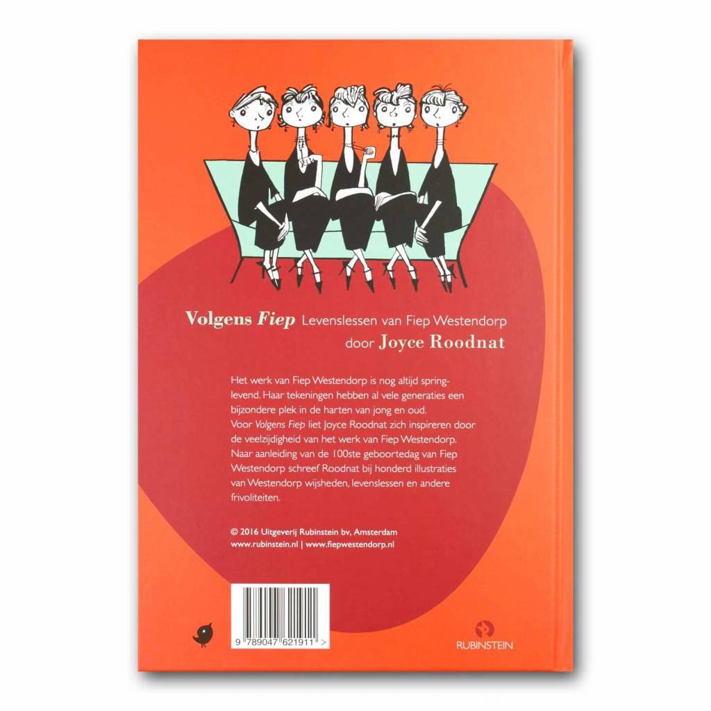 Rubinstein According to Fiep (in Dutch) - Joyce Roodnat
