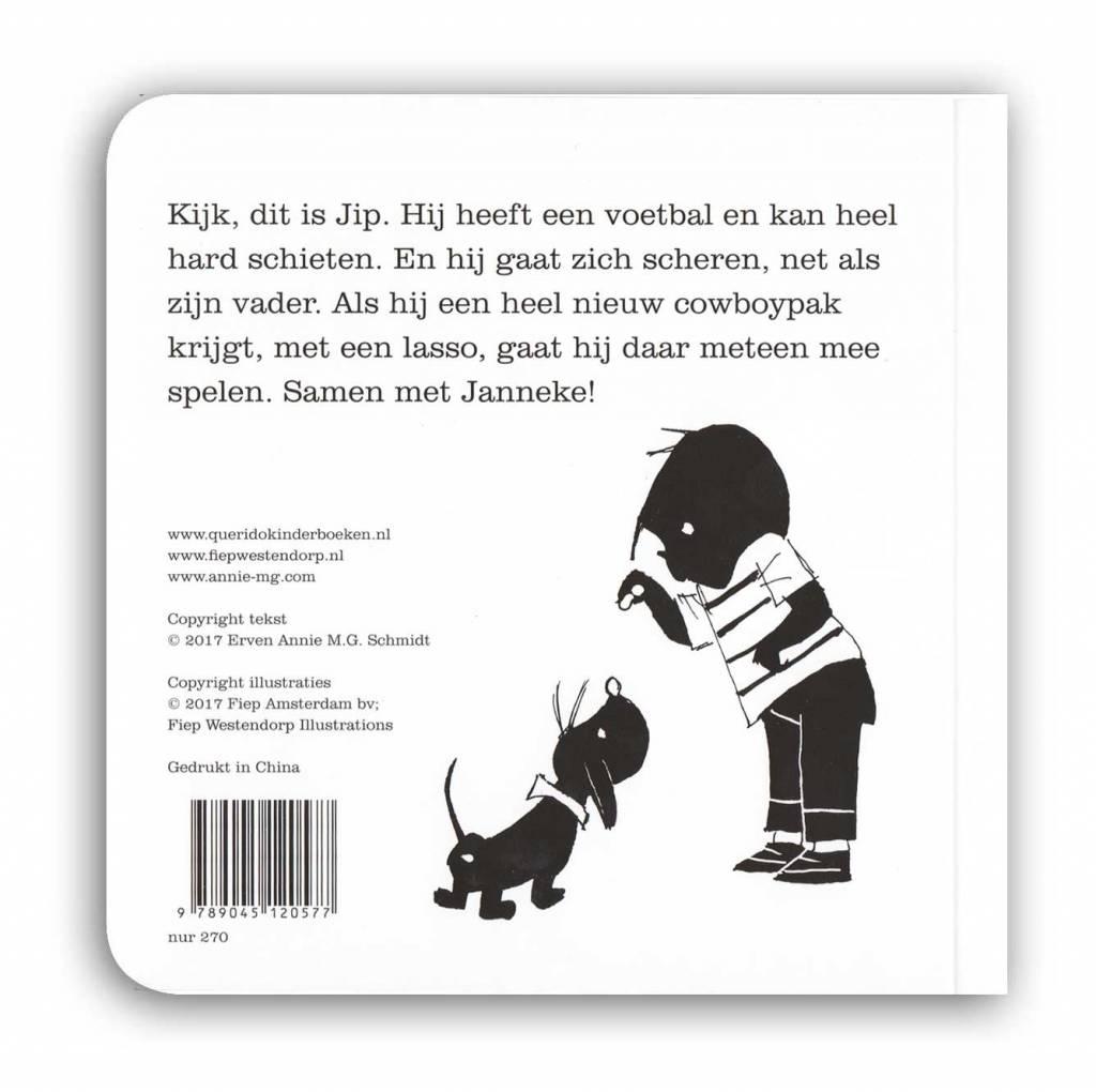 Querido Jip, cardboard book - Annie M.G. Schmidt en Fiep Westendorp