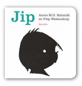 Querido Jip, kartonboekje - Annie M.G. Schmidt en Fiep Westendorp