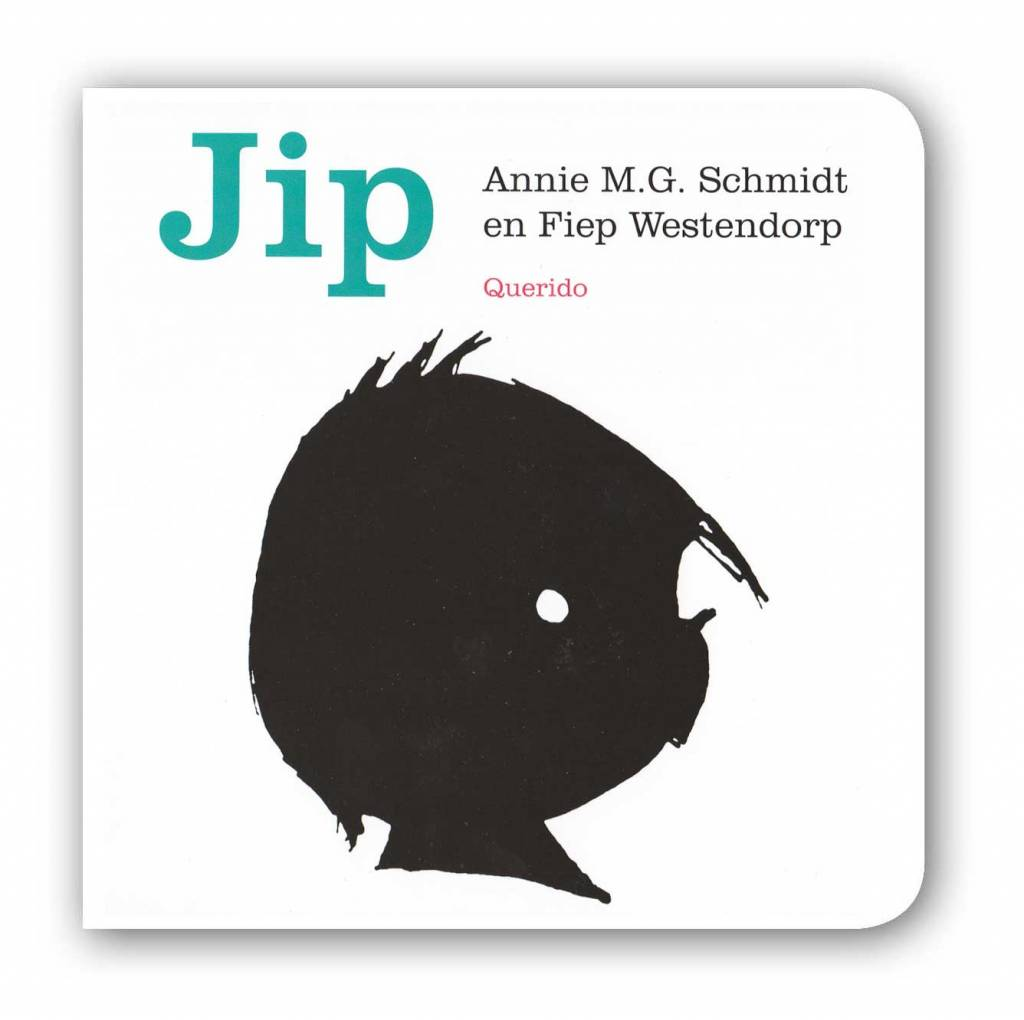 Querido Jip, kartonboekje - Annie M.G. Schmidt