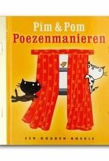 Rubinstein Gouden Boekje - Pim en Pom Poezenmanieren - Mies Bouhuys