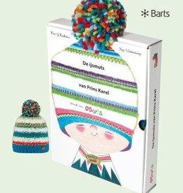 Rubinstein De IJsmuts van Prins Karel met BARTS muts