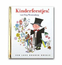 Rubinstein Kinderfeestjes! - Gouden Boekje (in Dutch)