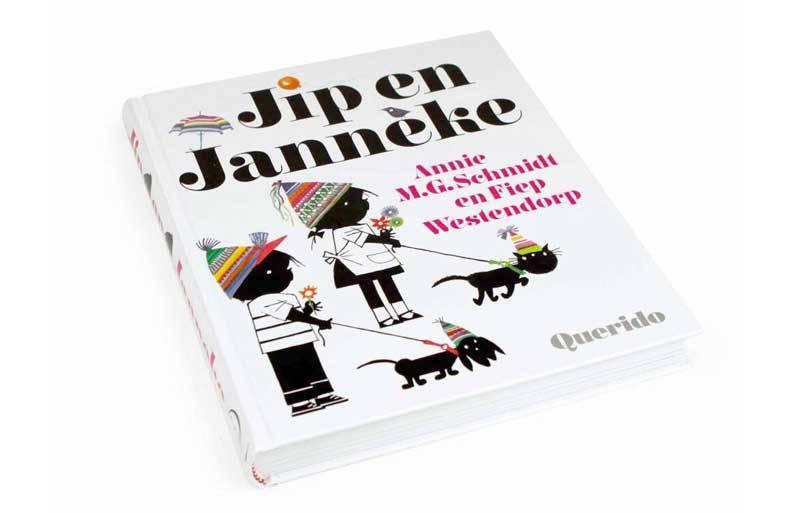 Het Grote Jip en Janneke Boek blijft een klassieker