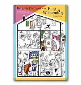 Fiep Westendorp Coloring Book