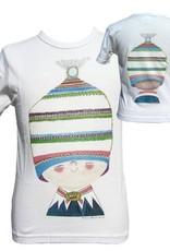T-Shirt 'De ijsmuts van Prins Karel'