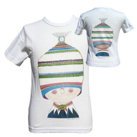 Illustre BV T-Shirt 'De ijsmuts van Prins Karel'