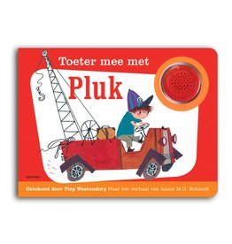 Querido Toeter mee met Pluk - Toeterboekje
