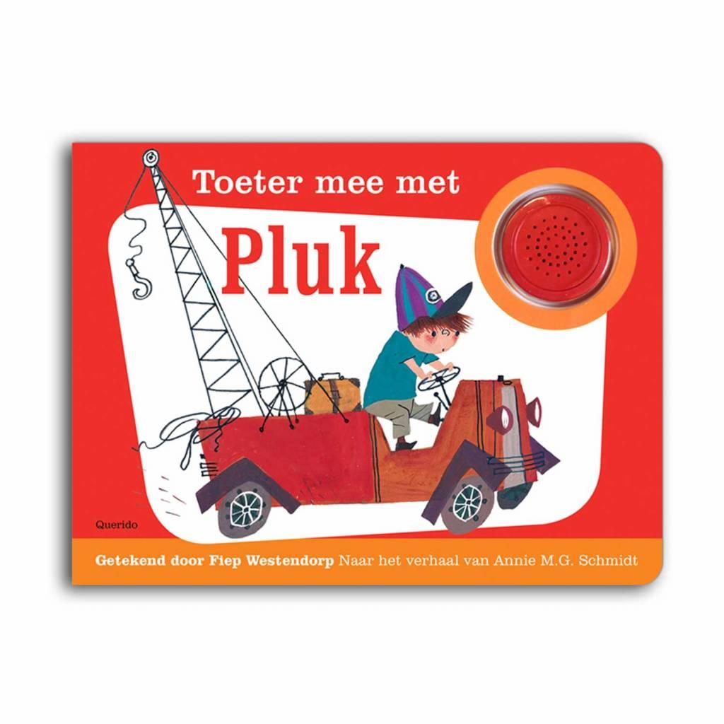 Toeter mee met Pluk - Annie M.G. Schmidt, toeterboekje