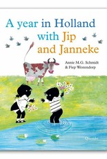 Querido A year in Holland with Jip and Janneke (in het Engels) - Annie M.G. Schmidt
