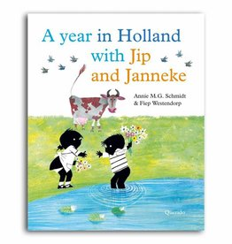 Querido A year in Holland with Jip and Janneke (in het Engels)