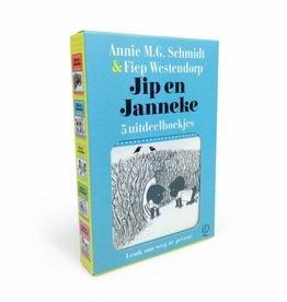 Querido Jip en Janneke uitdeelboekjes