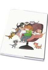 Bekking & Blitz Notebook A5 'Cats' - Fiep Westendorp