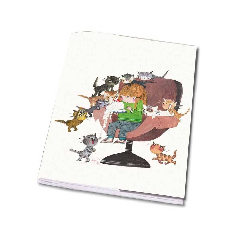 Bekking & Blitz Notebook, Cats - Fiep Westendorp