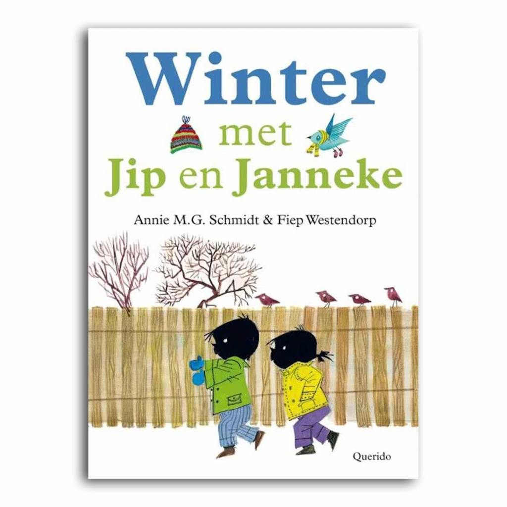 Querido Winter met Jip en Janneke - Annie M.G. Schmidt