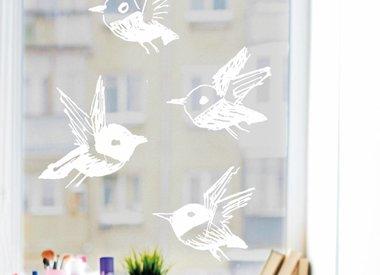 Window Writing & Drawing