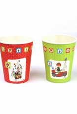Fiep Amsterdam BV Paper Cups 'The Red Tow Truck'