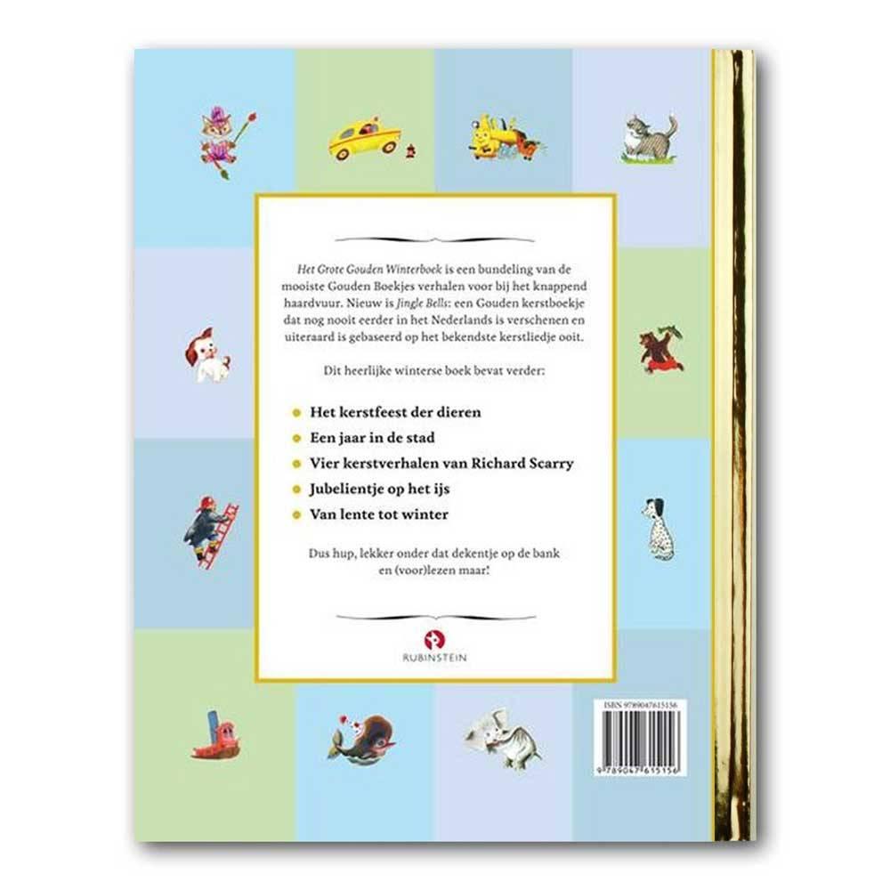 Rubinstein Het Grote Gouden Winterboek