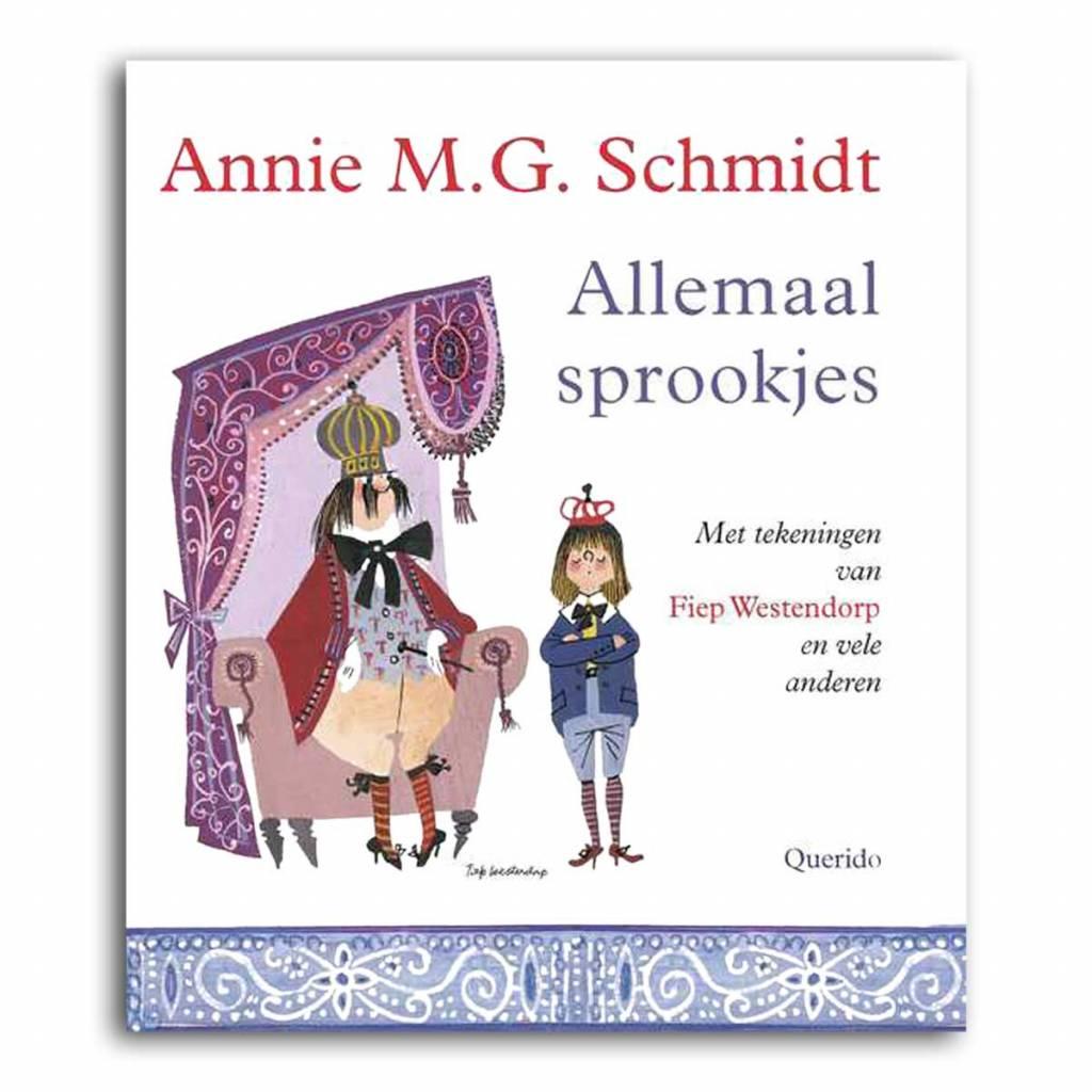 Querido Allemaal Sprookjes - Annie M.G. Schmidt en Fiep Westendorp