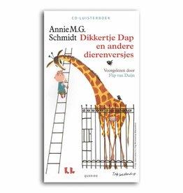Querido Dikkertje Dap en andere dierenversjes - Annie M.G. Schmidt (CD-audiobook)