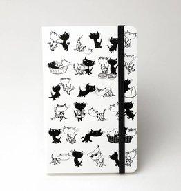 Bekking & Blitz Pim en Pom notitieboekje, A6 -Fiep Westendorp
