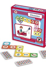 Bambolino Domino Game 'The Red Tow Truck'