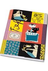Bekking & Blitz Notebook, 'Colourful  Fifties' - Fiep Westendorp