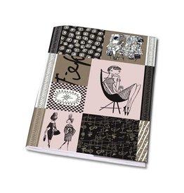 Bekking & Blitz Notebook, 'Graphite'' - Fiep Westendorp