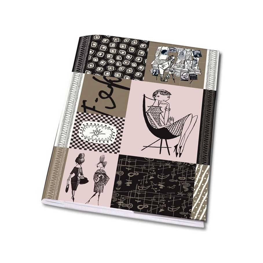 Bekking & Blitz Notebook,'Graphite' - Fiep Westendorp