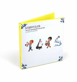 StoryTiles Ansichtkaartenmapje, StoryTiles Tegels - Fiep Westendorp