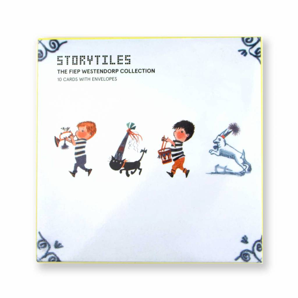 StoryTiles Card Wallet, StoryTiles Tiles - Fiep Westendorp Collection