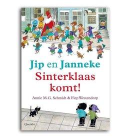 Querido Jip en Janneke - Sinterklaas komt! hardcover
