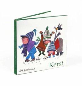 Bekking & Blitz Ansichtkaartenmapje, 'Kerst'