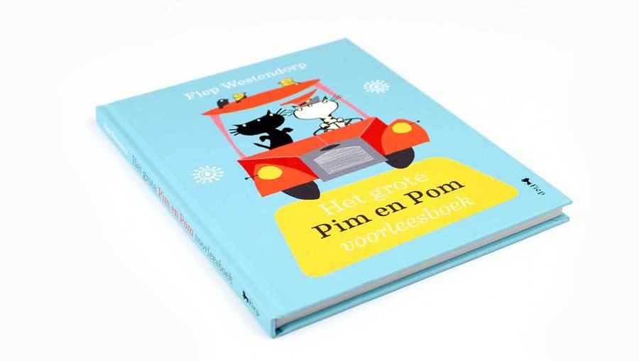 Gloednieuw: Het Grote Pim en Pom Voorleesboek